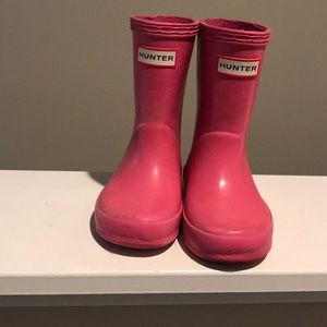 Toddler Hunter Rain Boots